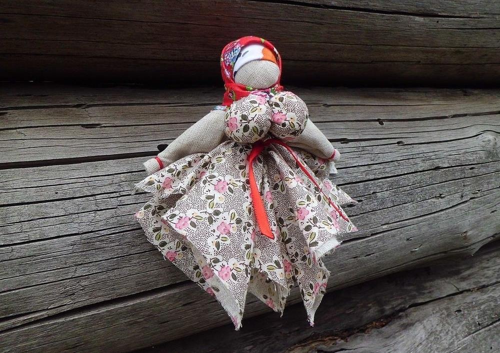 История и особенности русской тряпичной куклы, фото № 24