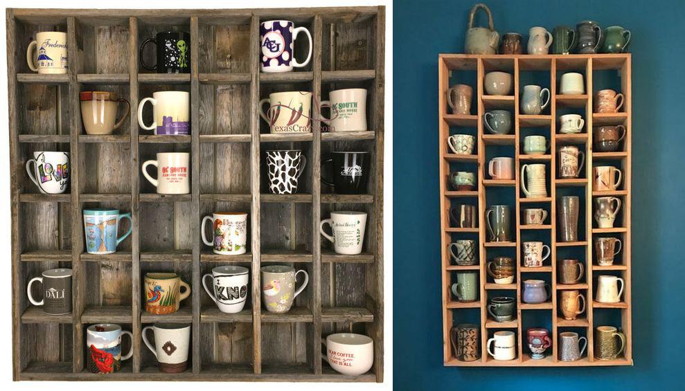Коллекционируем красиво: 40+ впечатляющих полок для хранения коллекций, фото № 21