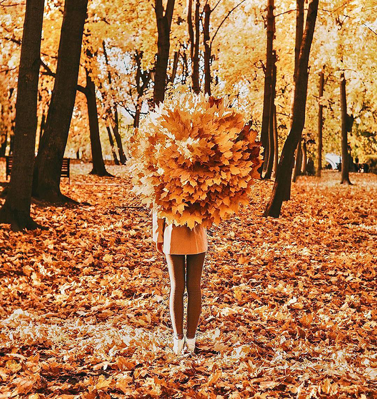 15 Ideas For Autumn Photos That You Will Definitely Want To Repeat, фото № 10