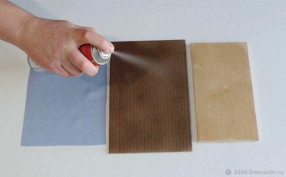 Застывший дождь, или как сделать эффект лотоса на любом материале, фото № 4