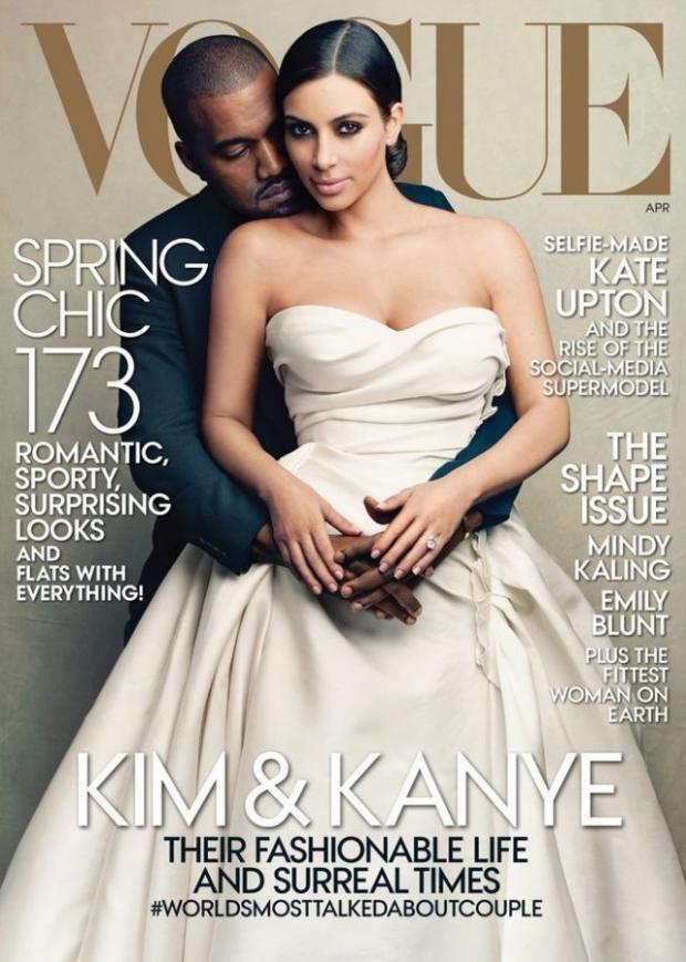 Мастер провокации. 10 самых скандальных обложек журнала Vogue, фото № 5
