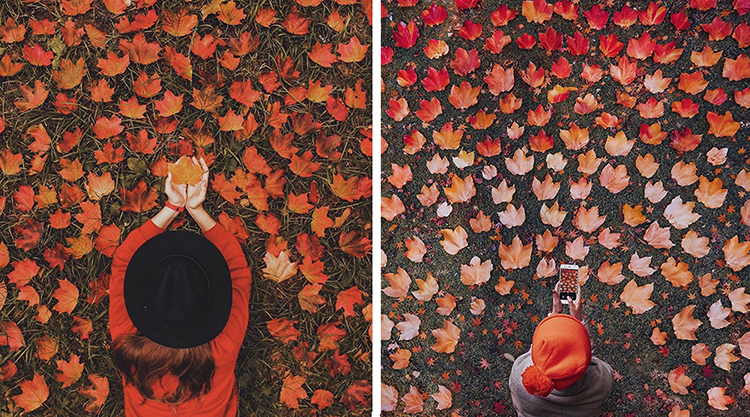 15 Ideas For Autumn Photos That You Will Definitely Want To Repeat, фото № 3