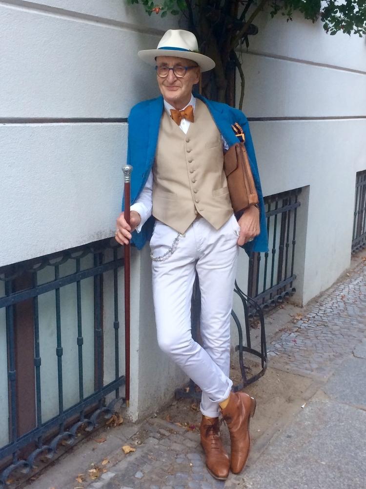 История о том, как берлинские пенсионеры Гюнтер и Бритт живут на полную катушку и радуются жизни!, фото № 21