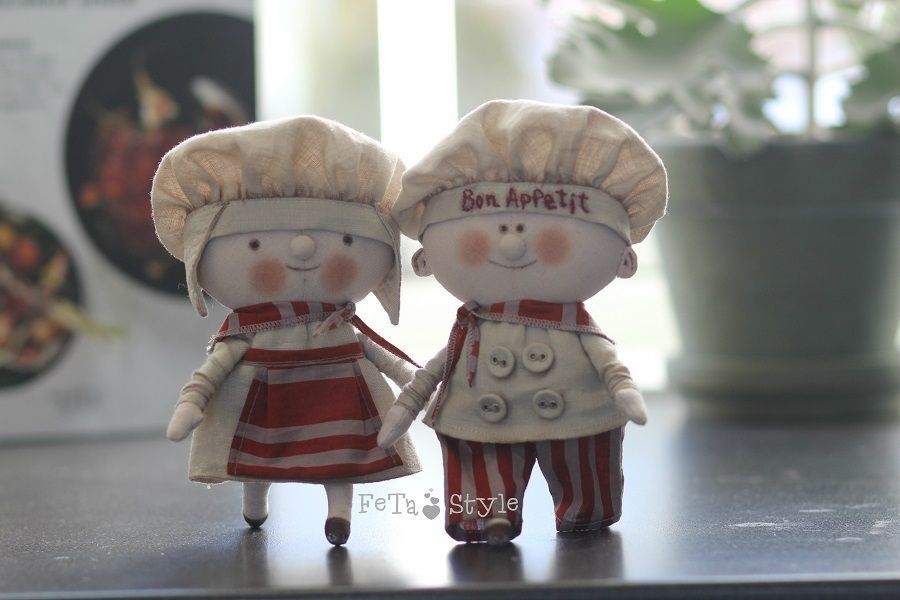 «Когда кукла в руках, она диктует» интервью с Татьяной Федотовой etastyle, фото № 10