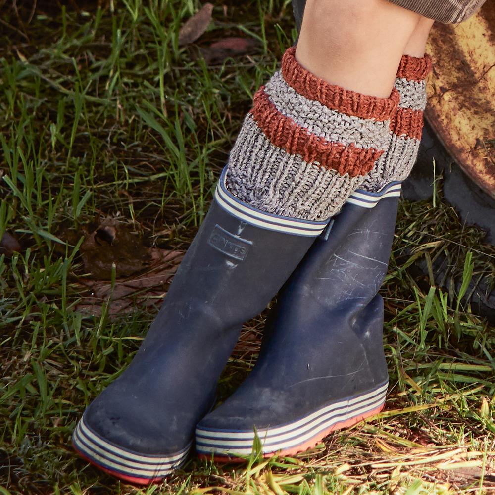 К зиме готовы! 50 идей вещей для вязания спицами, фото № 40