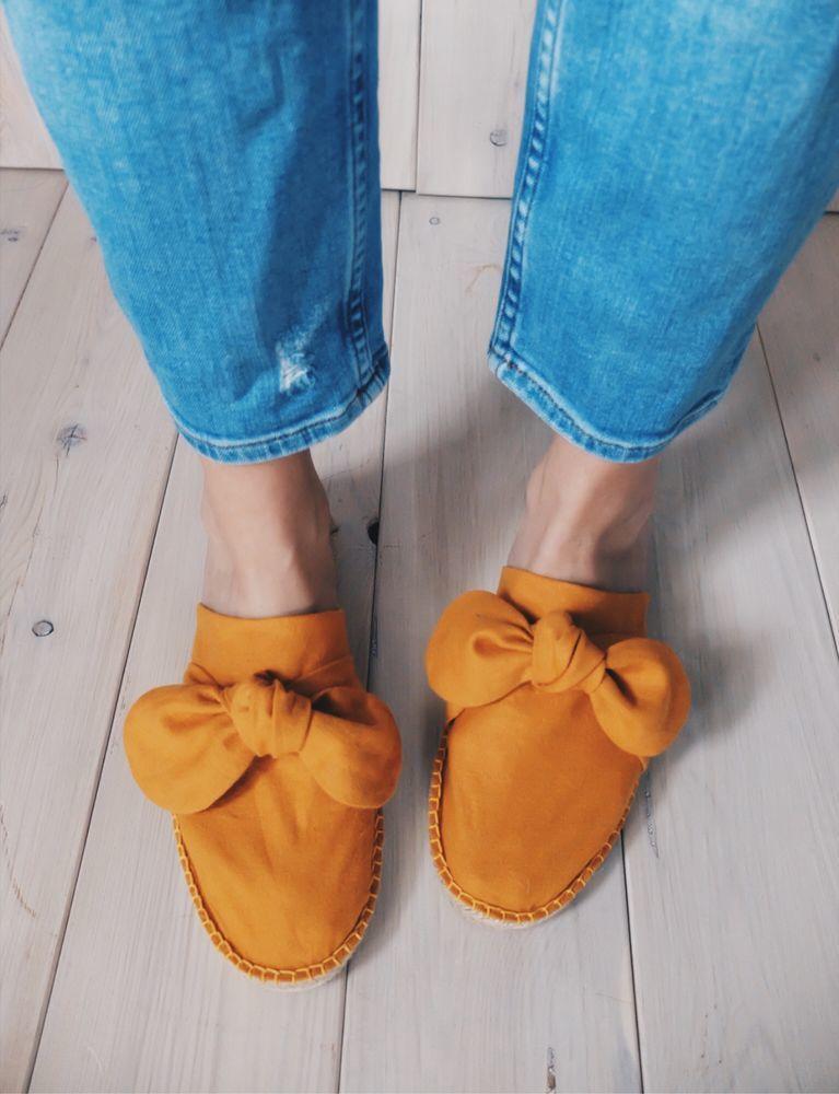 Шьем стильные летние туфли, фото № 3