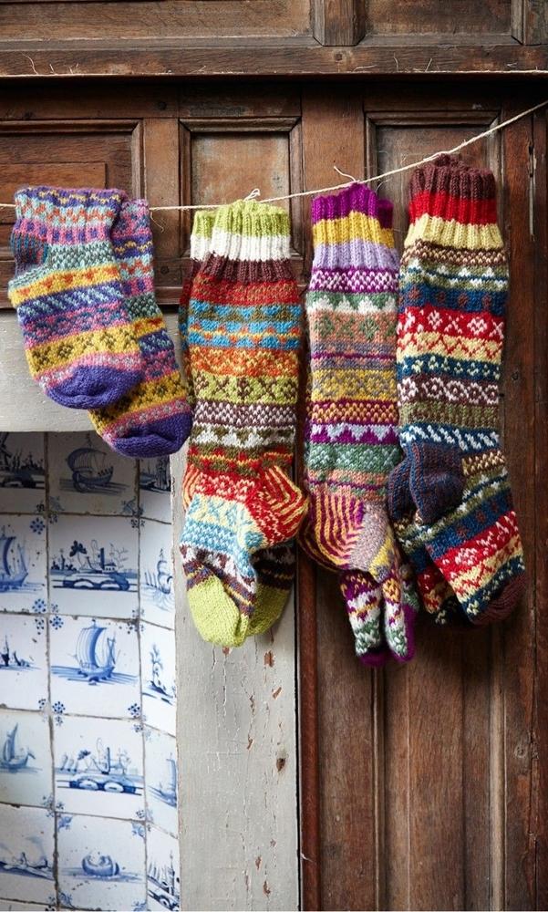 К зиме готовы! 50 идей вещей для вязания спицами, фото № 48