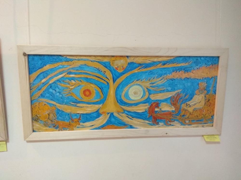 Самобытный художник Александр Носов, и его удивительные картины, фото № 6