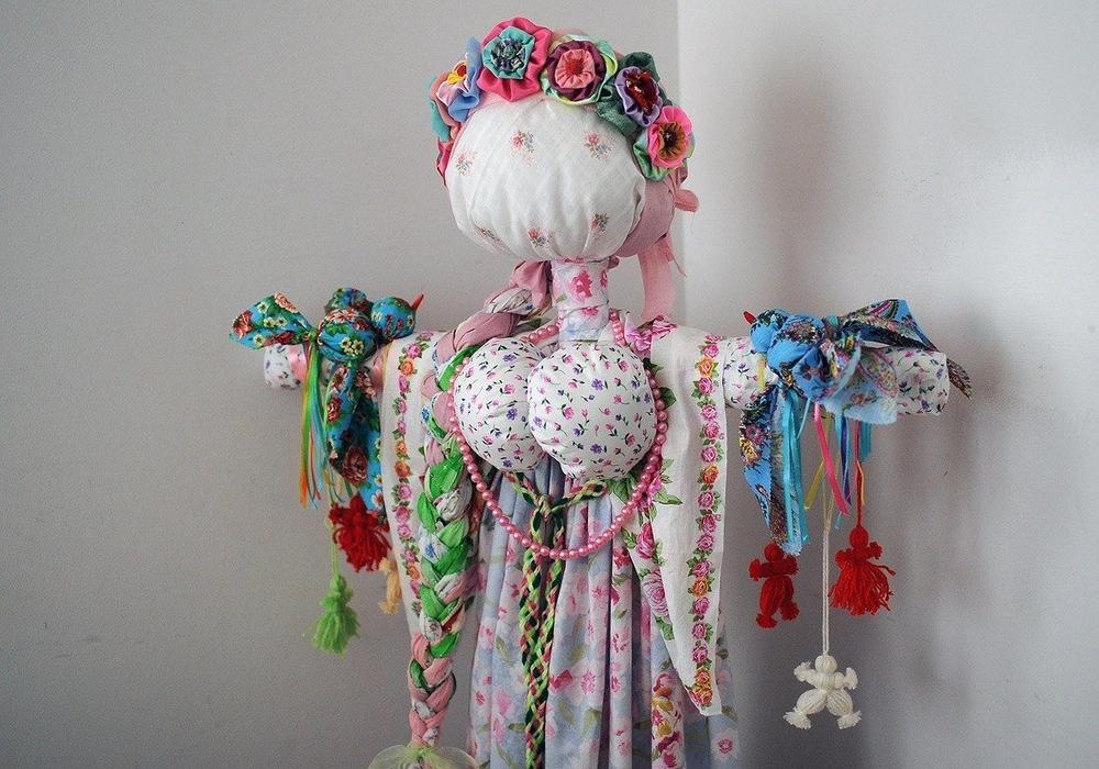 История и особенности русской тряпичной куклы, фото № 23