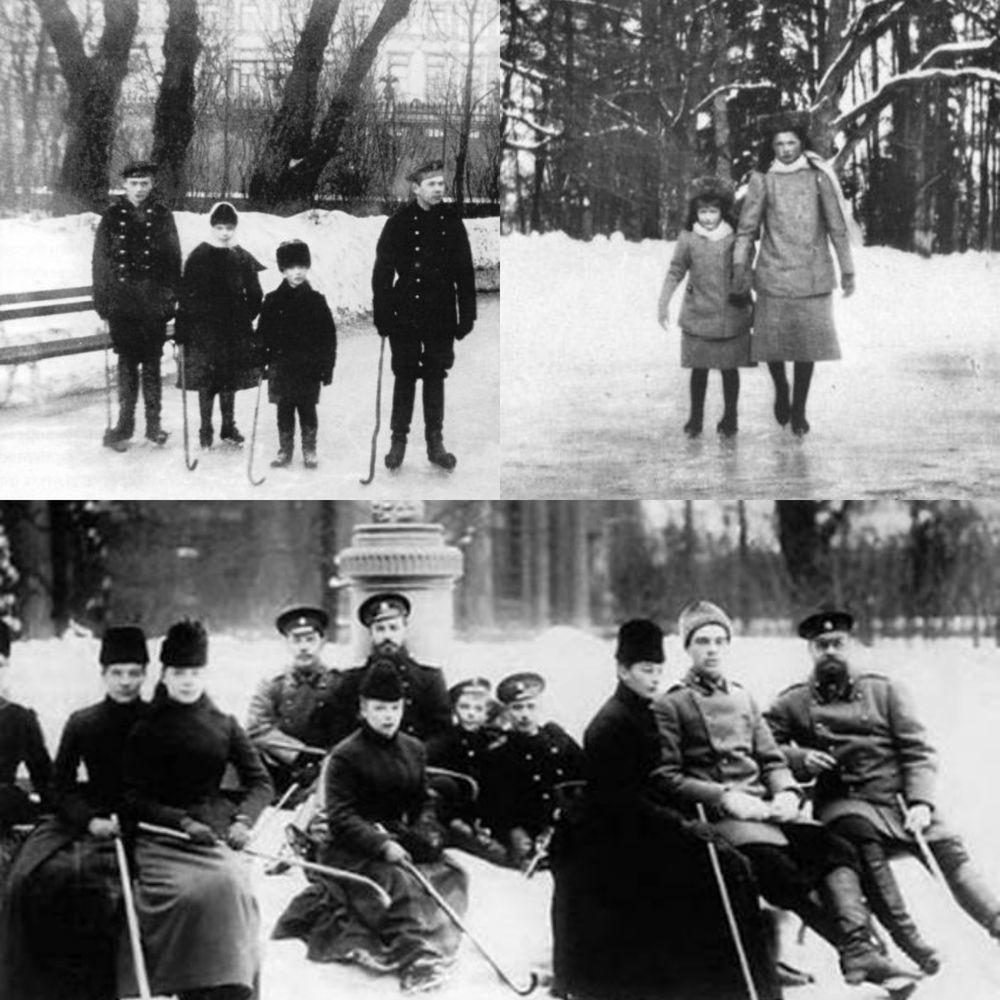 Зимние забавы до революции. Часть 5, фото № 19