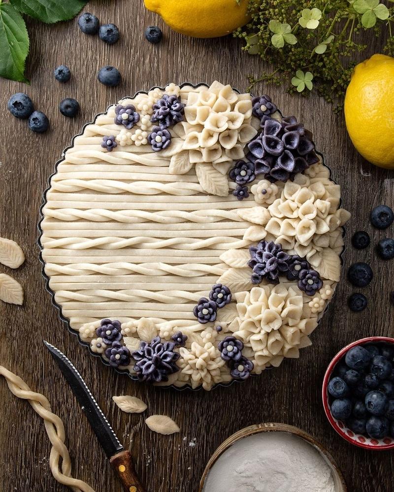 Самоучка печет пироги невероятной красоты: кулинарные шедевры от Helen Nugent + 3 секрета идеальной выпечки, фото № 4