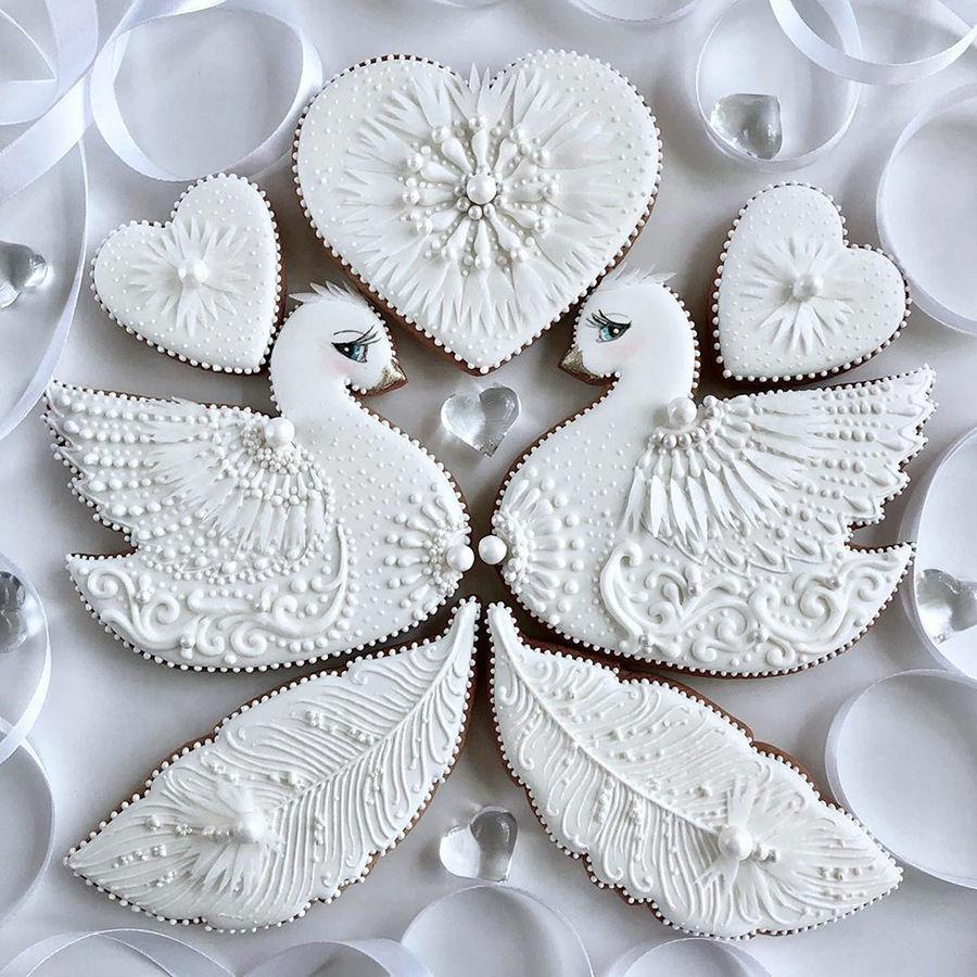 Сладкая жизнь: пряничные шедевры Натальи Гладышевой, которые слишком красивы, чтобы просто их съесть – Ярмарка Мастеров<br />