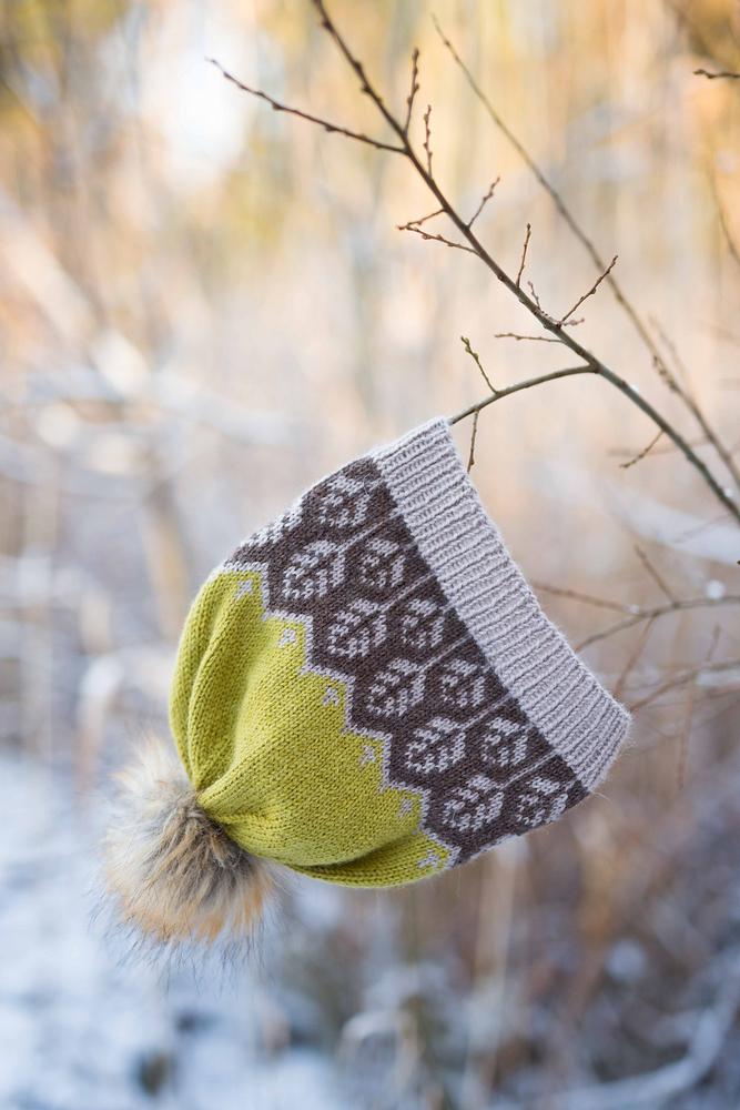 К зиме готовы! 50 идей вещей для вязания спицами, фото № 10