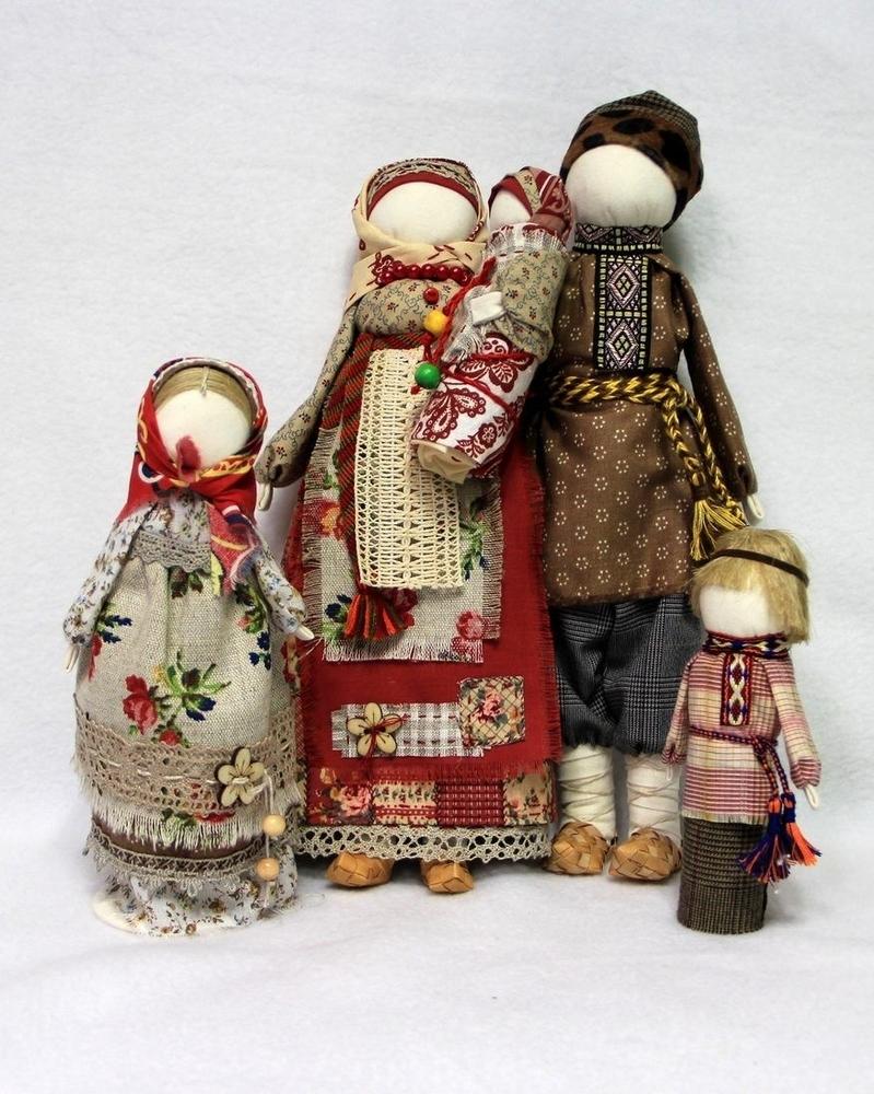 История и особенности русской тряпичной куклы, фото № 27