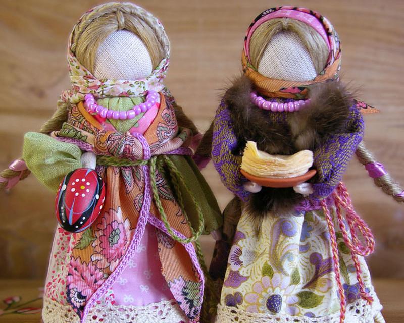 История и особенности русской тряпичной куклы, фото № 8