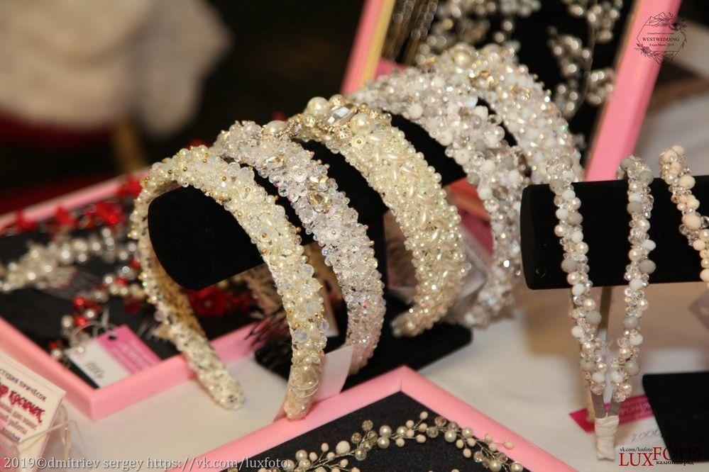свадебные украшения, новые украшения