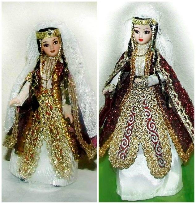 Мои куклы в народных костюмах за прошлый год, фото № 7