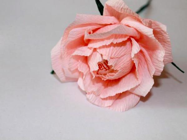Как сделать цветы из бумаги: 16 мастер-классов по созданию неувядающей красоты своими руками, фото № 20