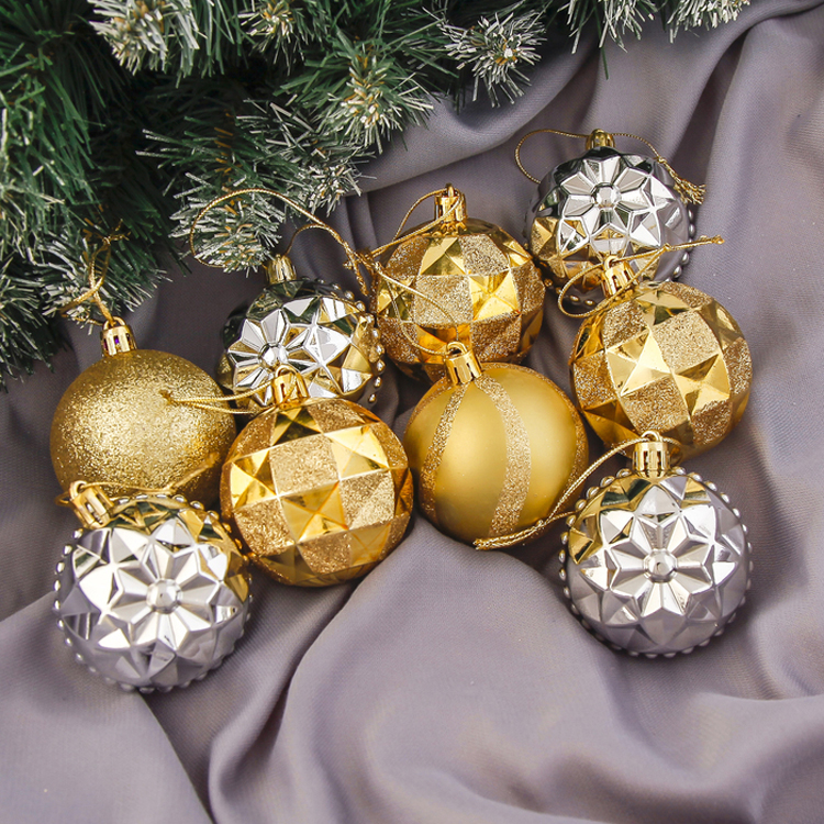 Золотой новогодний декор: 15 классных идей, фото № 2