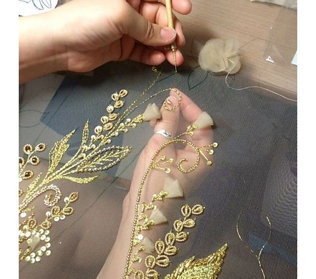 Incredibly Delicate And Airy Embroidery!, фото № 15