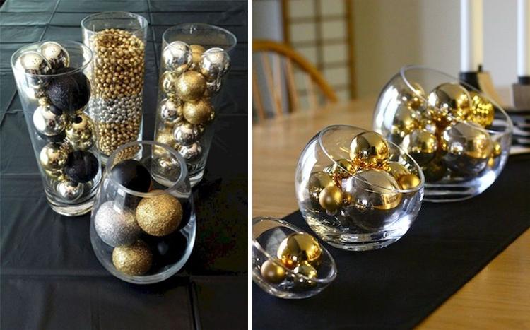 Золотой новогодний декор: 15 классных идей, фото № 5