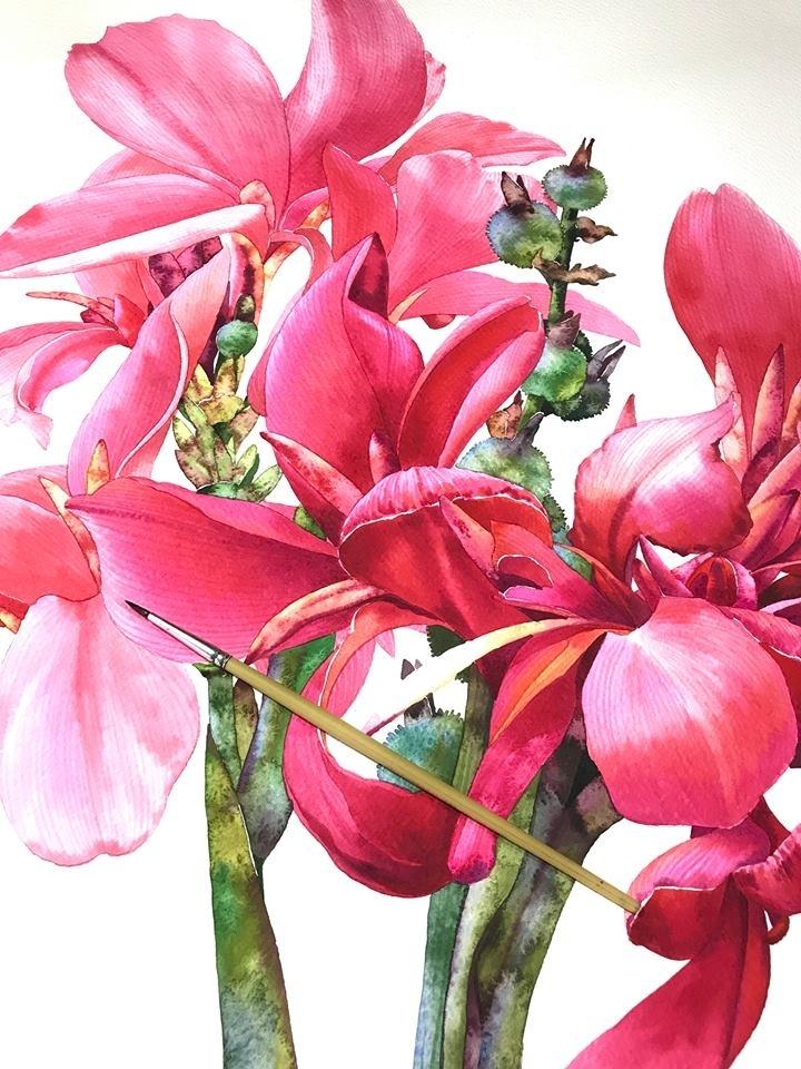 Watercolour Virtuoso: Kitipong Ti, фото № 23
