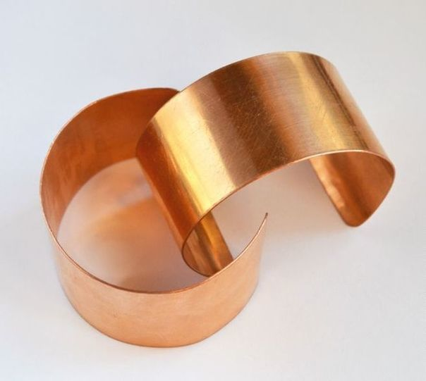 широкий браслет, браслеты с камнями, заготовка для творчества, медь, медная основа, вышитый браслет