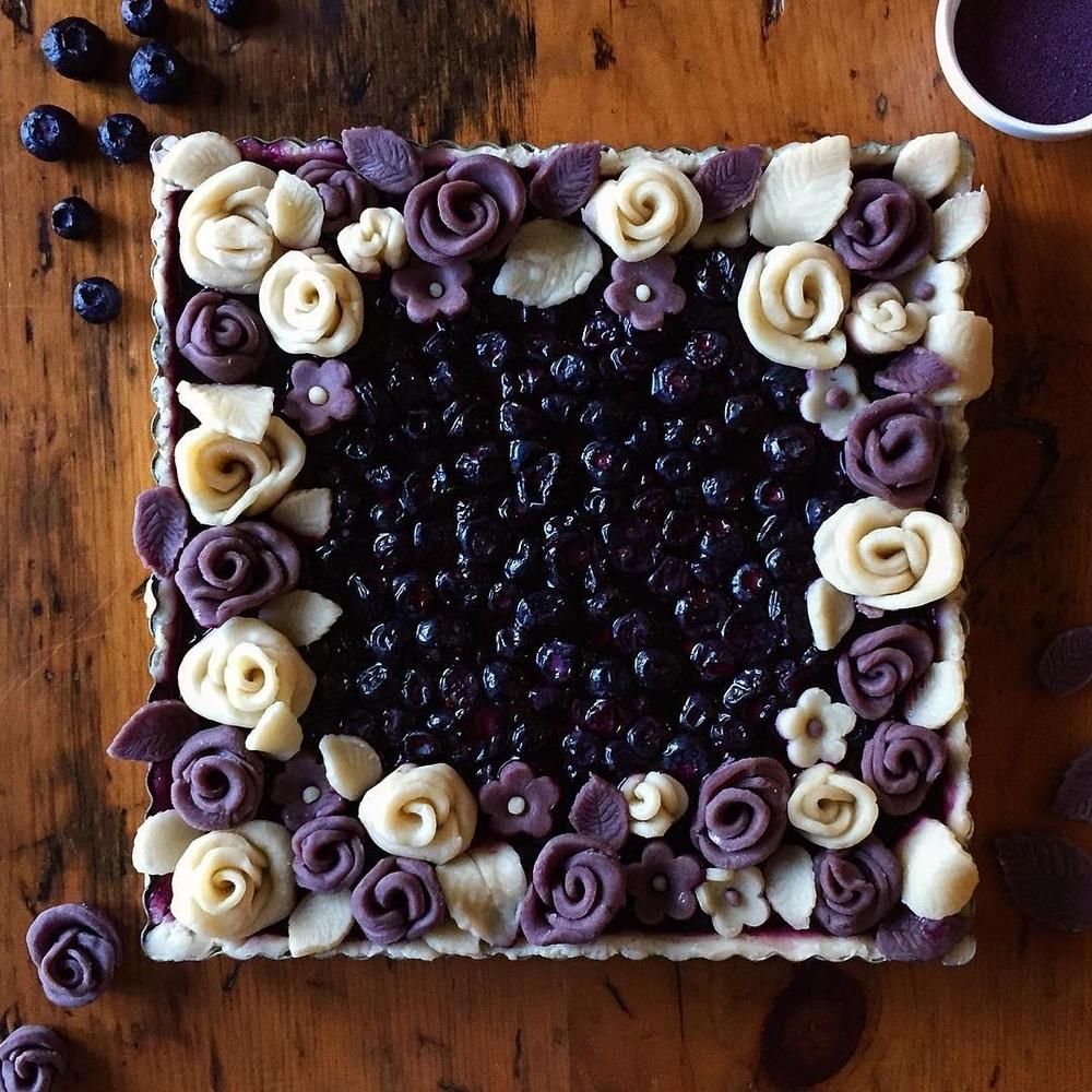 Самоучка печет пироги невероятной красоты: кулинарные шедевры от Helen Nugent + 3 секрета идеальной выпечки, фото № 14