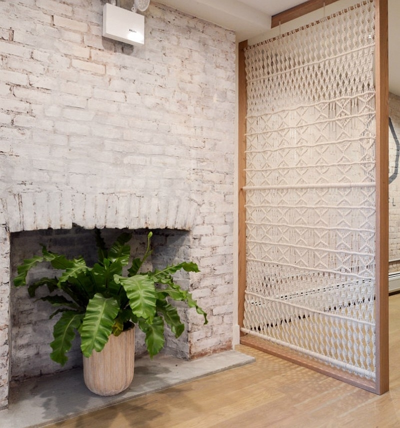 Tangled Story: 35 Ideas of Macrame in Interior, фото № 16