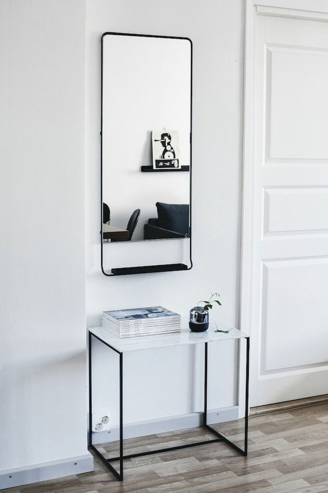 Зеркало для прихожей. Лучшие идеи, фото № 11