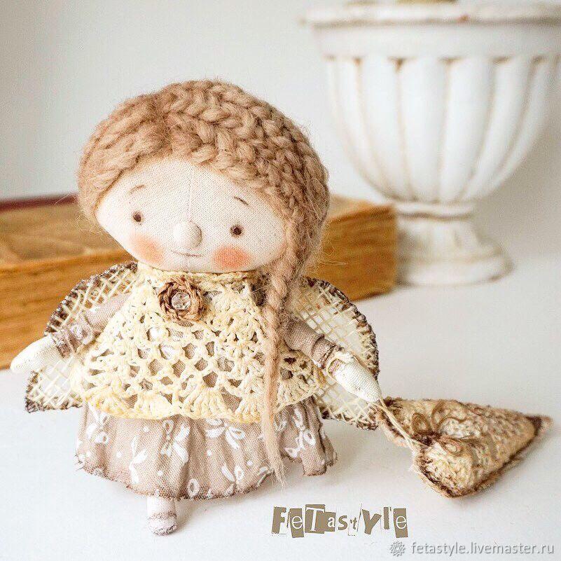 «Когда кукла в руках, она диктует» интервью с Татьяной Федотовой etastyle, фото № 4