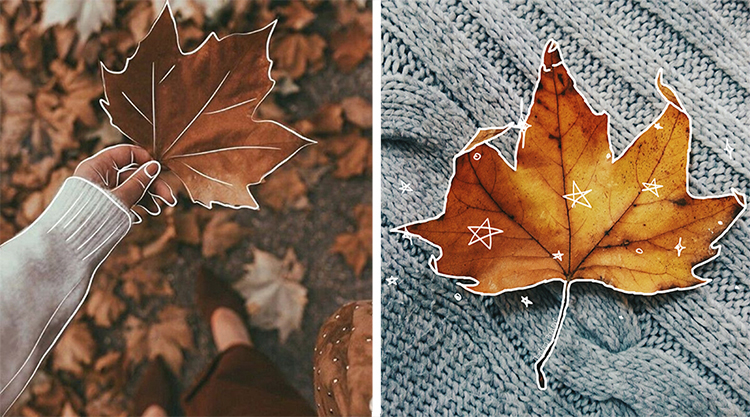 15 Ideas For Autumn Photos That You Will Definitely Want To Repeat, фото № 13