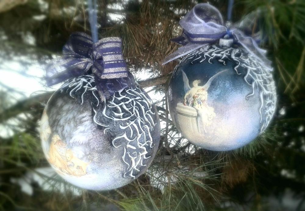 2МК за один день-Новогодний шар,Доска  «Мадам Мышка», фото № 3