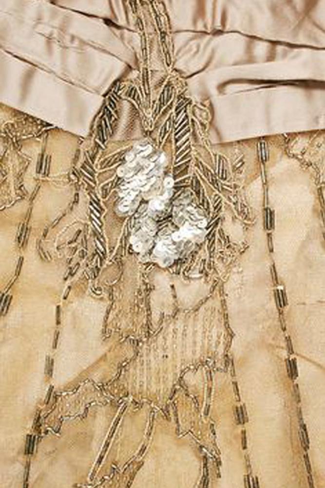 Вечернее платье 1907-1908 годов от Jacques Doucet, фото № 7