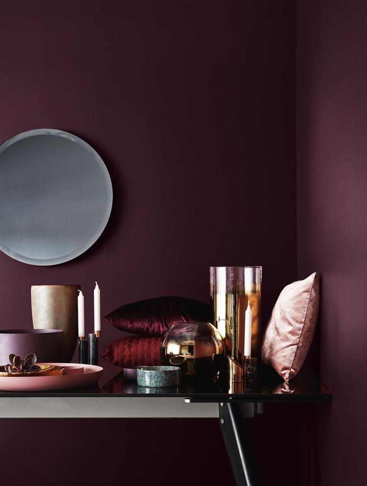 Сливовый цвет: 15 стильных идей для вашего интерьера, фото № 3