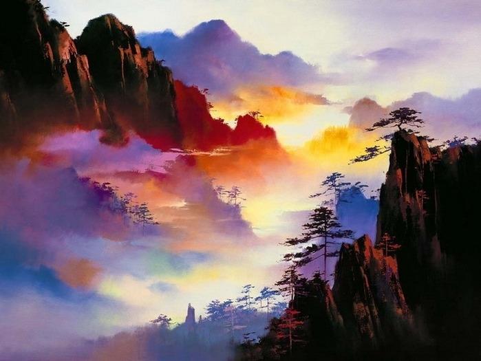 Кен Хонг Лунг — мастер волшебных пейзажей, фото № 20