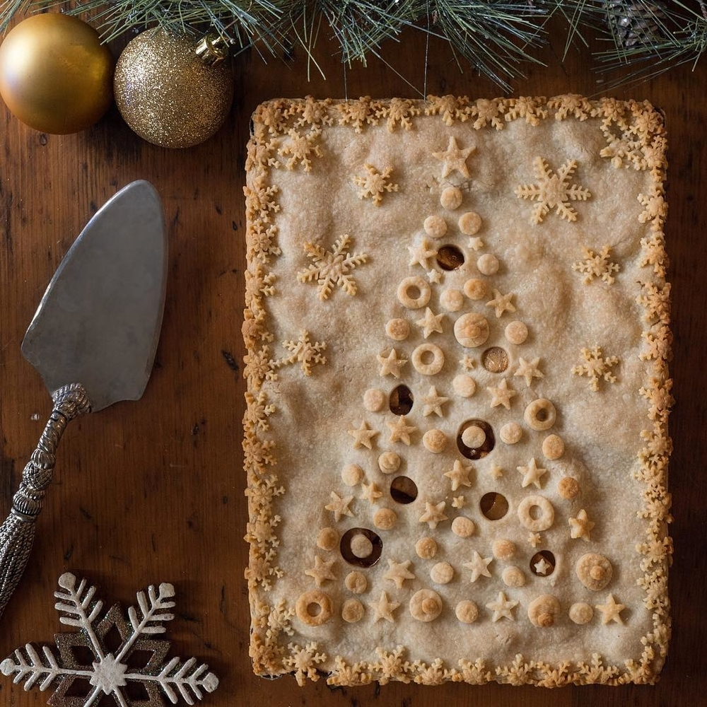 Самоучка печет пироги невероятной красоты: кулинарные шедевры от Helen Nugent + 3 секрета идеальной выпечки, фото № 46