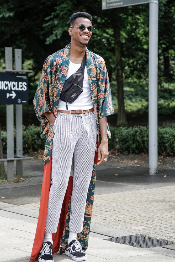 Хаори — модный аксессуар в японском стиле – Ярмарка Мастеров<br />