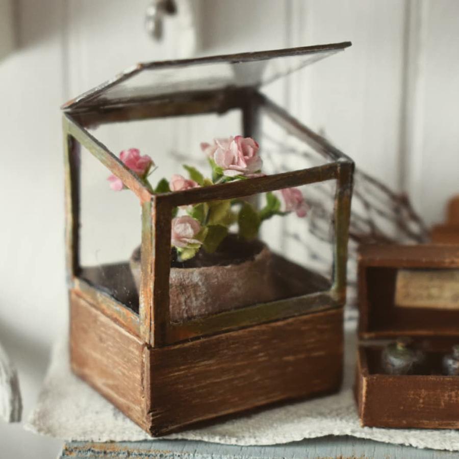 Финская художница создает дома мечты... в миниатюре, фото № 33