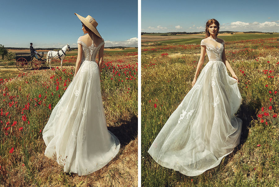 Свадебная сказка наяву: 45 платьев от Татьяны Каплун, в которых действительно хочется провести самый важный день
