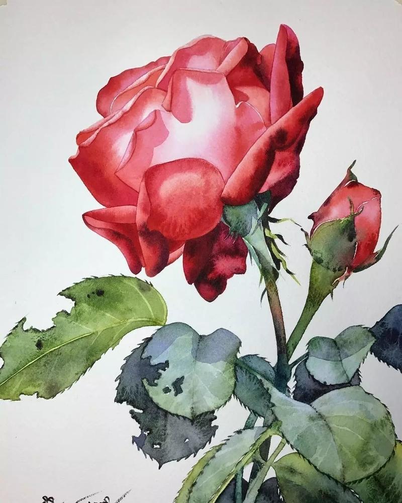 Watercolour Virtuoso: Kitipong Ti, фото № 3