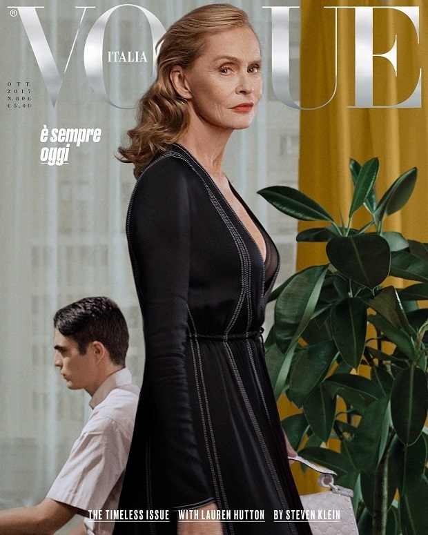 Мастер провокации. 10 самых скандальных обложек журнала Vogue, фото № 3