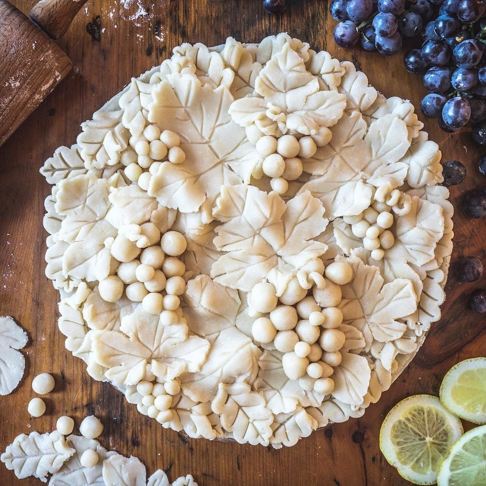 Самоучка печет пироги невероятной красоты: кулинарные шедевры от Helen Nugent + 3 секрета идеальной выпечки, фото № 29
