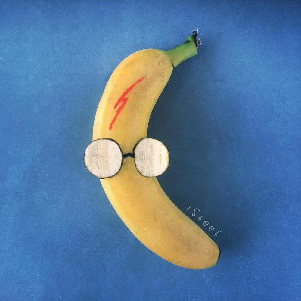 Повелитель бананов Стивен Брюче меняет наше привычное представление об этом фрукте в своём творчестве!, фото № 15