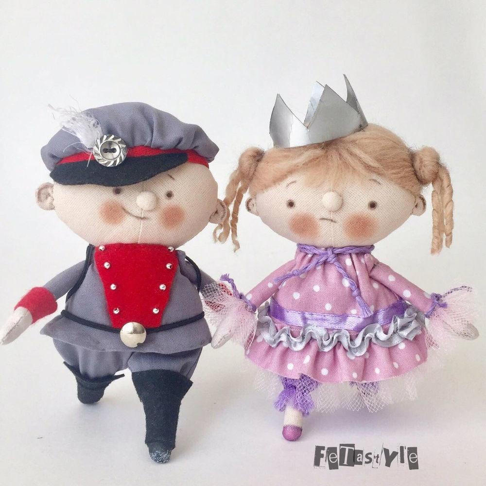 «Когда кукла в руках, она диктует» интервью с Татьяной Федотовой etastyle, фото № 14