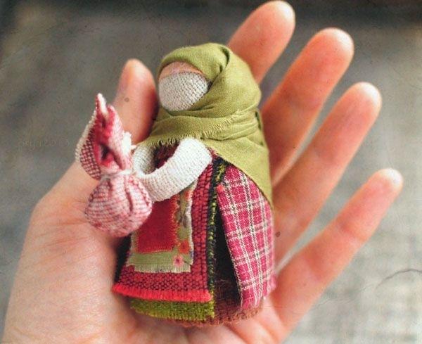 История и особенности русской тряпичной куклы, фото № 37