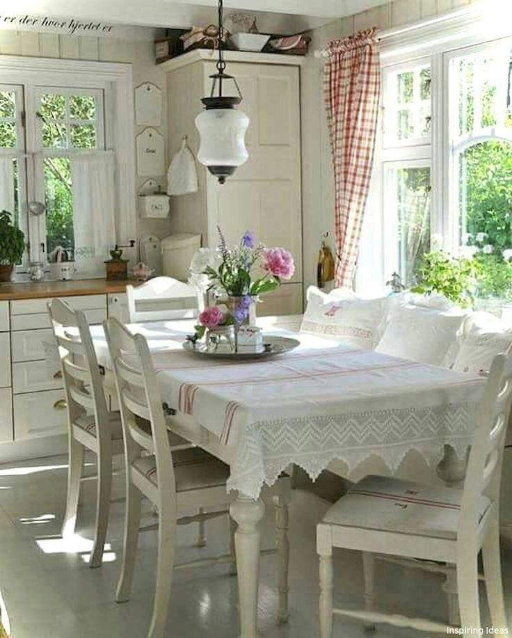 Белый цвет в дачном интерьере, фото № 12