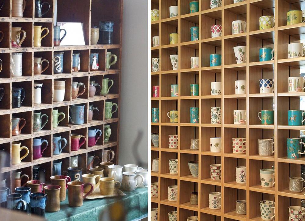 Коллекционируем красиво: 40+ впечатляющих полок для хранения коллекций, фото № 20