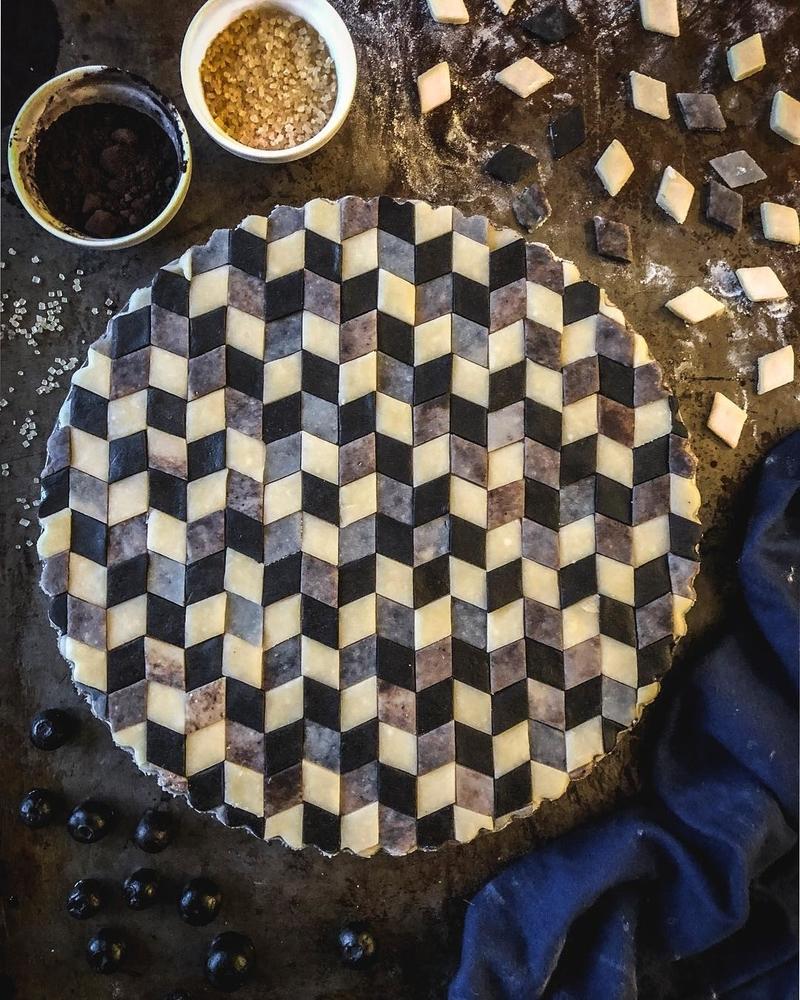Самоучка печет пироги невероятной красоты: кулинарные шедевры от Helen Nugent + 3 секрета идеальной выпечки, фото № 33