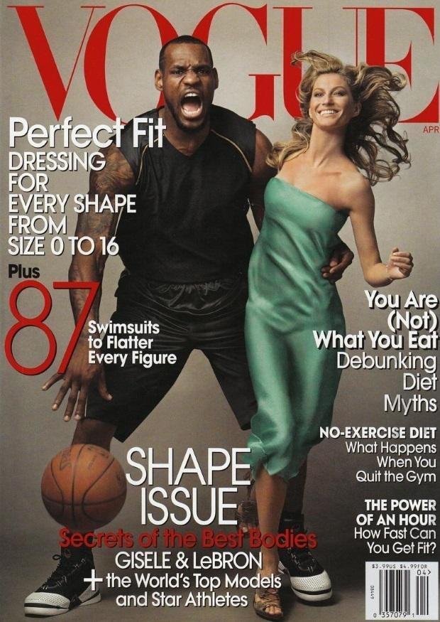 Мастер провокации. 10 самых скандальных обложек журнала Vogue, фото № 2